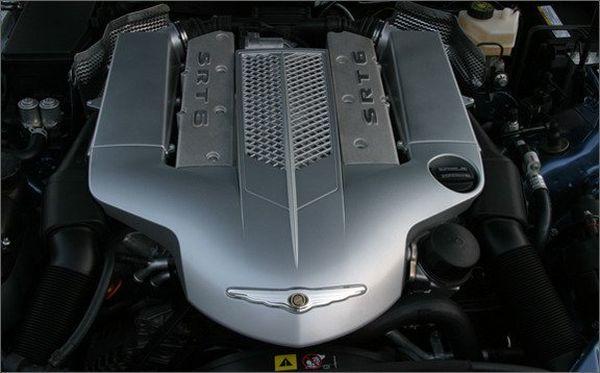 2015 - Chrysler Crossfire  Engine