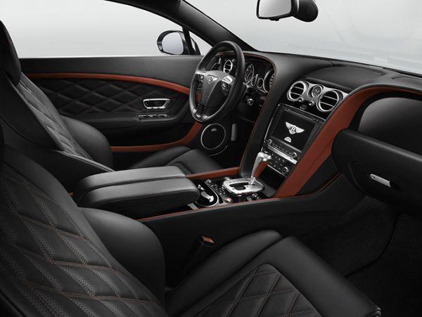 2015 - Bentley Turbo R  Interior