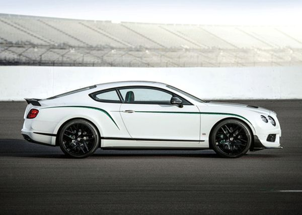 2015 - Bentley Turbo R   Side View