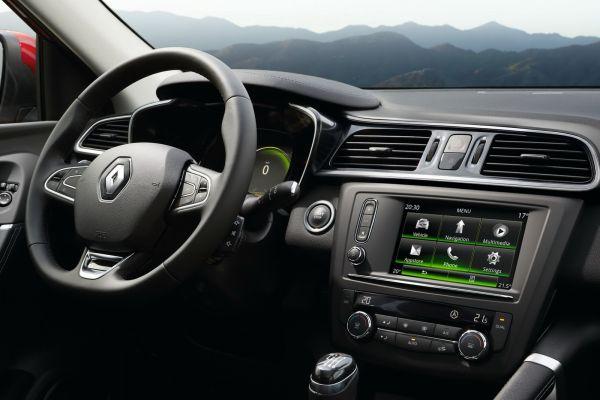 2015 - Renault Kadjar Interior