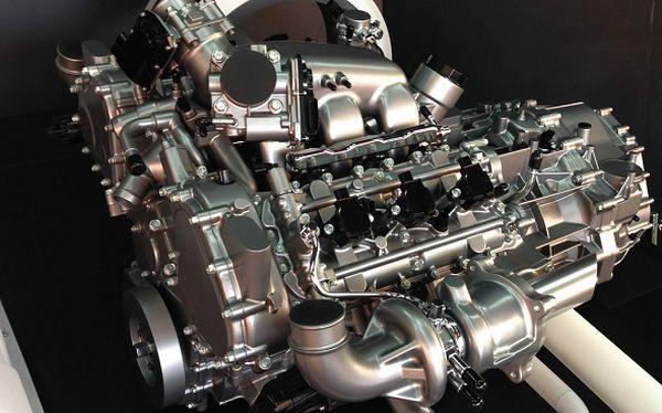 2015 - Acura NSX  Engine
