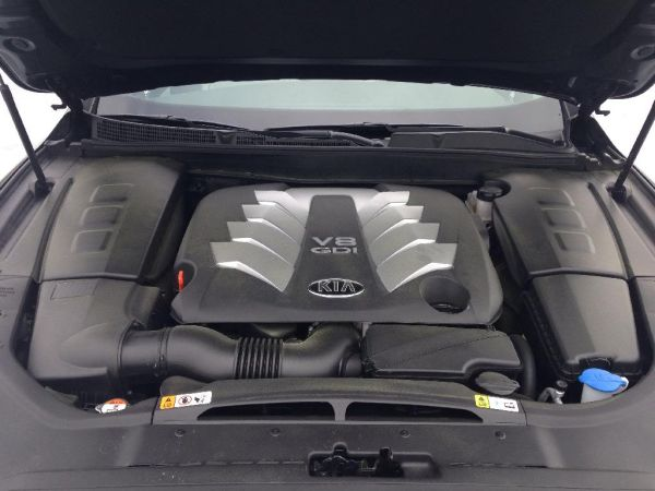 2015 - KIA KD 11 Engine