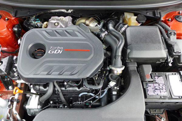 2015 - Hyundai Tucson Engine