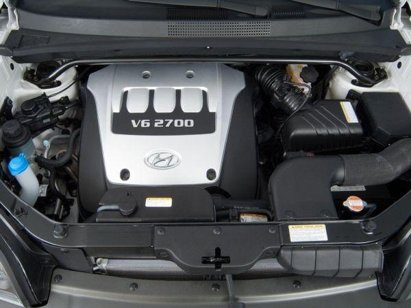 2017 Hyundai Tucson - Engine