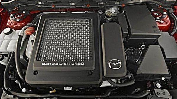 Mazda 3 2017 - Engine