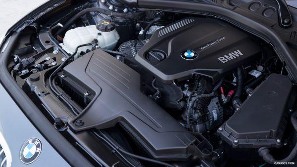 BMW 1 Series Sedan 2016 - Engine