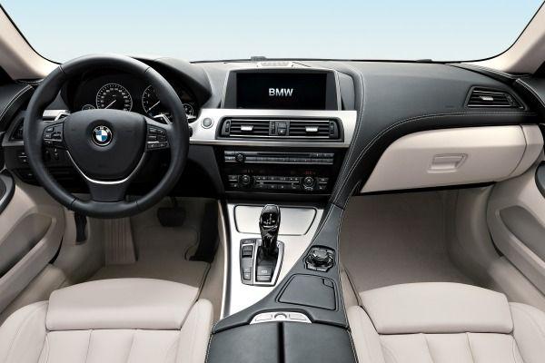 2015 - BMW 650i Coupe Interior