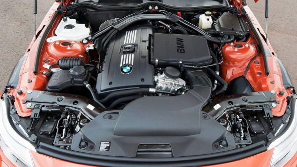 2017 - BMW Z2 Engine