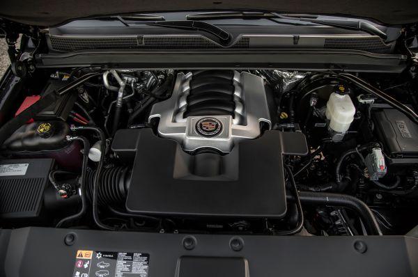 2016 - Cadillac Escalade ESV Engine