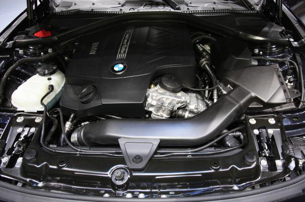 BMW 4 Series 2016 - Engine