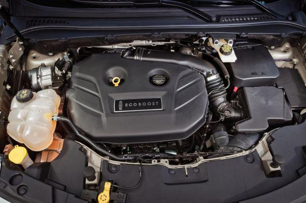 2015 Lincoln MKC - Engine