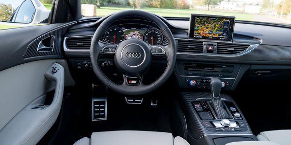 Audi S6 2016  - Interior