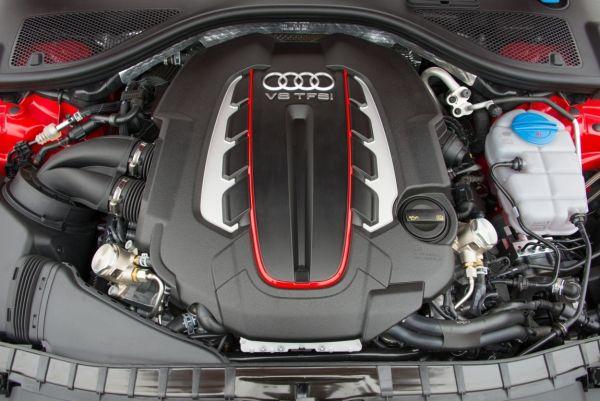 Audi S6 2015  Engine