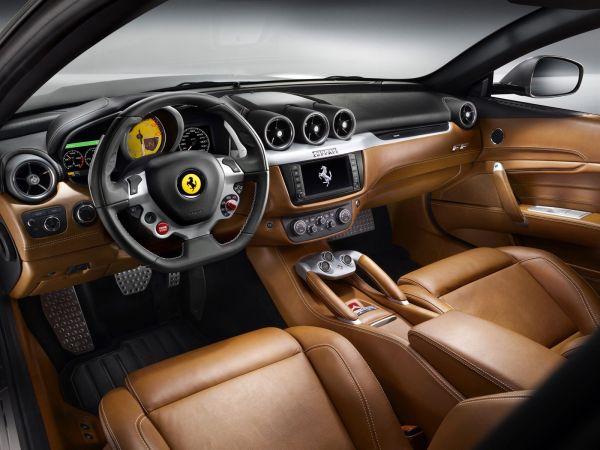 2015 - Ferrari FF Interior