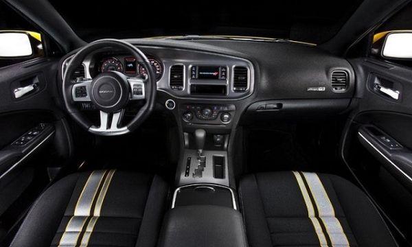 2015 - Dodge Barracuda Interior