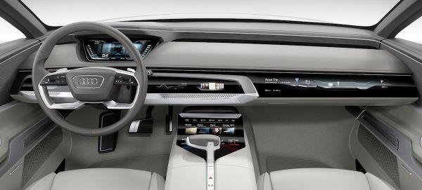 Audi prologue 2015 Interior