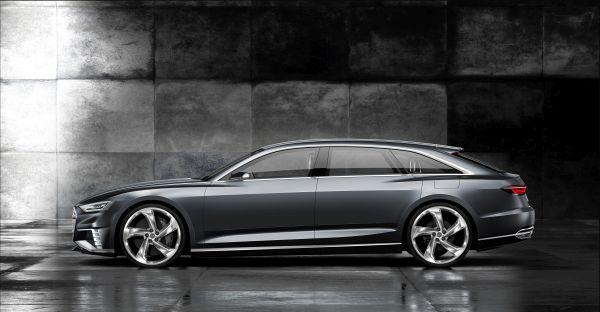Audi prologue 2015 Side View