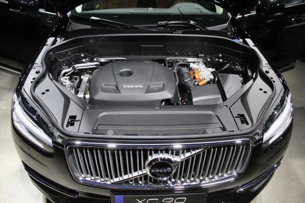 Volvo XC90 T8 Engine - 2015