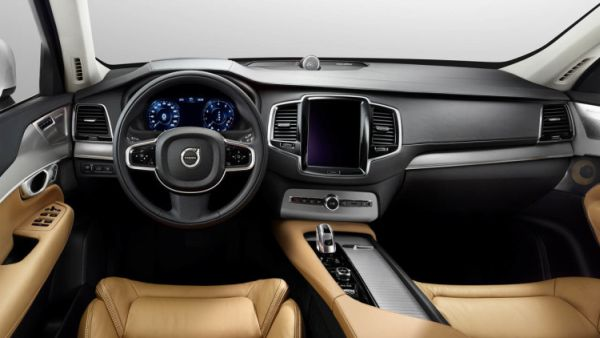 2015 - Volvo XC90 T8 Interior