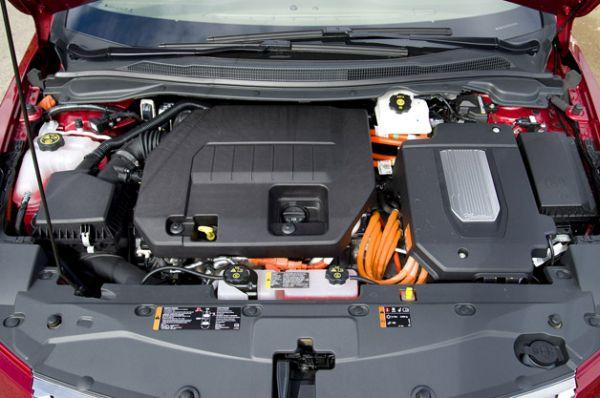 2015 Cadillac - ELR Engine