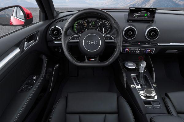 Audi A3 2015 Interior