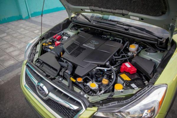 Subaru XV Crosstrek 2015 Engine