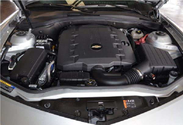 2015 Chevrolet Camaro Engine
