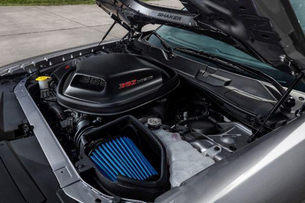 2015 Dodge Challenger Engine