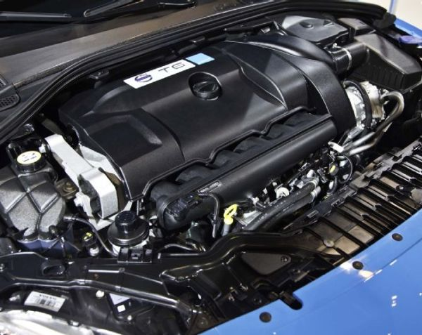 2015 Volvo V60 Wagon Engine