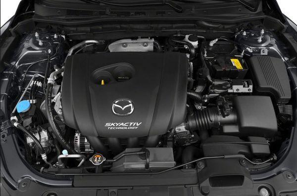 2016 Mazda CX-3 Engine