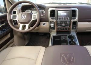 2017 Dodge Ram Interior