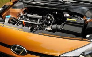 2015 Hyundai i20 Engine