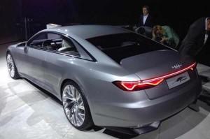 2016 Audi A9 Exterior