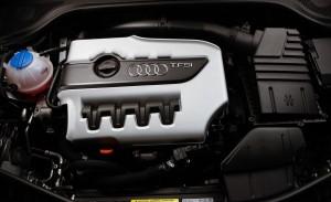 2016 Audi A9 Engine