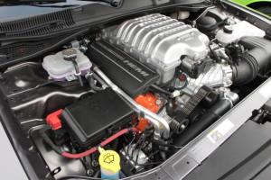 2015 Dodge Charger Engine