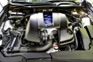 2015 Lexus RCF Engine
