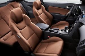 Hyundai Genesis Coupe 3.8 Exterior