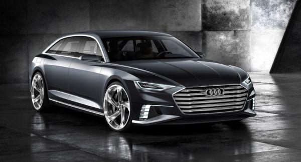 2015 Audi Prologue Review, Price