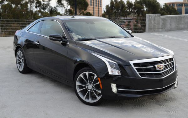 2015 Cadillac ATS Coupe, Price, Review