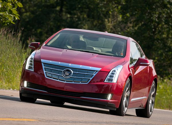 2015 Cadillac ELR Review, Price