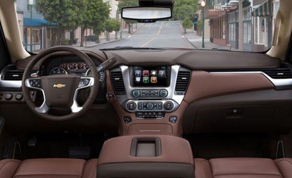 Chevrolet Tahoe 2015 - Interior