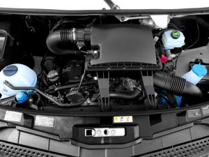 2015 Mercedes-Benz Sprinter Engine