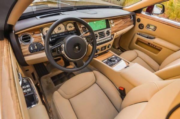 Rolls Royce Phantom 2015 - Interior