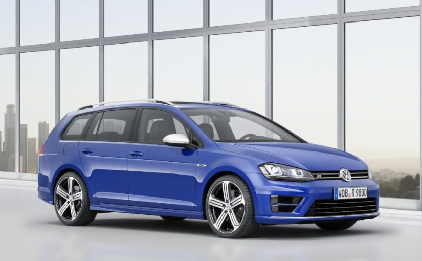 2015 VW Golf R Variant Specs, Review, Price
