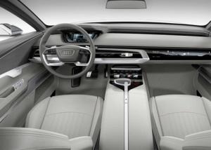 2016 Audi A9 Interior