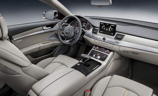 Audi Allroad 2016 - Interior