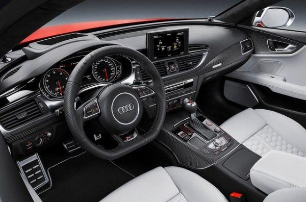 Audi RS7 2016 - Interior
