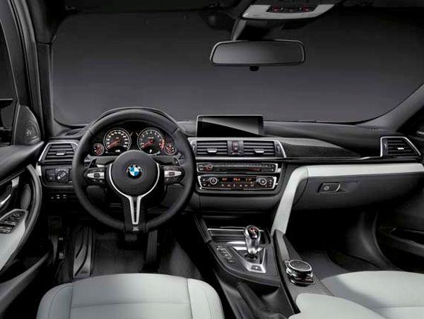 BMW 1 Series Sedan 2016 - Interior