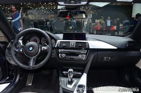 BMW 4 Series 2016 - Interior