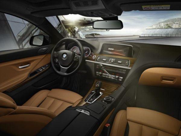 BMW 5 Series Coupe 2016 - Interior